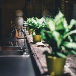 Kuchnia szara w półmacie